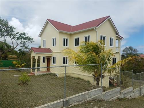 Brand New 3 Bed House For Sale, Canelles Vieux-Fort St Lucia